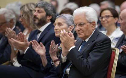Mattarella: nessuno al di sopra della legge. Salvini: l'ho rispettata