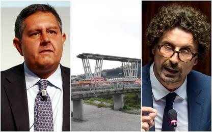 Crollo ponte Genova, Toti: il decreto va condiviso, può anche slittare