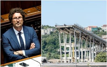 """Ponte Morandi, Toninelli: """"Autostrade pagherà la ricostruzione"""""""