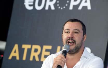 """Salvini: """"Con Berlusconi solo accordi locali, su Olimpiadi ci saremo"""""""