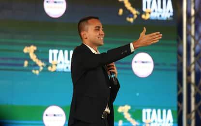 Italia a 5 Stelle, in 30mila a Roma per celebrare il Movimento