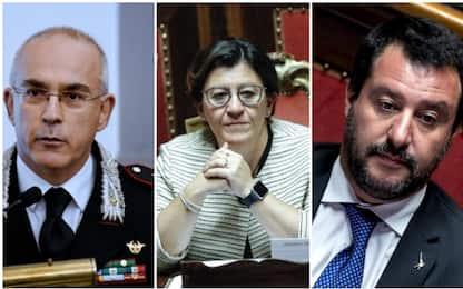 """Caso Cucchi, Salvini: """"L'errore di un carabiniere non infanghi l'Arma"""""""