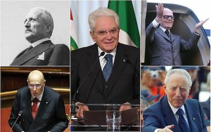 Tutti i presidenti della Repubblica: l'elenco completo