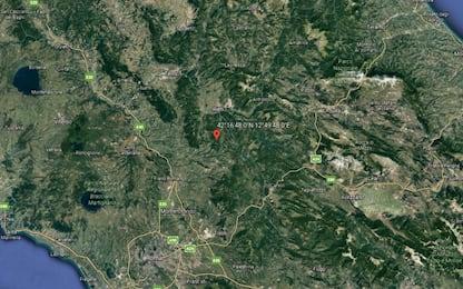 Scossa di terremoto 3.4 nel Reatino, avvertita anche a Roma