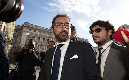 """Prescrizione, ministro Bonafede: """"Nessun cedimento a Salvini"""""""