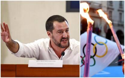 Olimpiadi 2026, Salvini: se non bastano privati, da noi ultimo sforzo