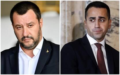 """Tav, Salvini: """"Nessuno stop"""". Di Maio ribadisce: """"Con noi non si farà"""""""