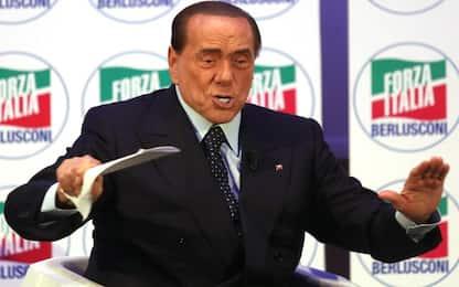 """Berlusconi: """"La Lega senza di noi alle elezioni si suiciderebbe"""""""