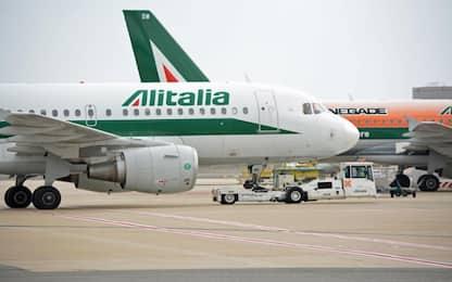 Alitalia, Fs ha scelto Atlantia per l'operazione