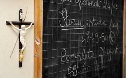 """Le scuole paritarie cattoliche in sciopero: """"Senza aiuti si chiude"""""""