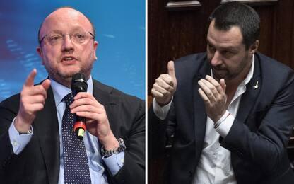 """Manovra, Salvini a Confindustria: """"Zitta per anni, ci lasci lavorare"""""""