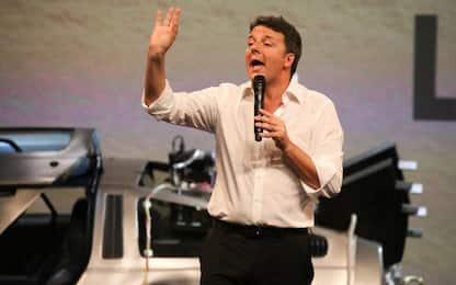 """Primarie Pd, Renzi: """"Non mi ricandido e non logorerò chi vince"""""""