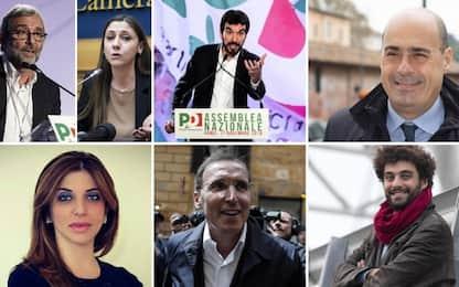 Congresso Pd, chi sono i candidati in corsa per la segreteria