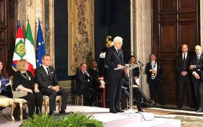 """Mattarella su Ue: """"No a ostruzionismi che portano a paralisi"""""""