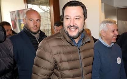 """Salvini sul reddito di cittadinanza: """"I furbi non vedranno un euro"""""""