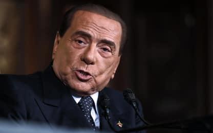 Silvio Berlusconi al San Raffaele per una colica renale