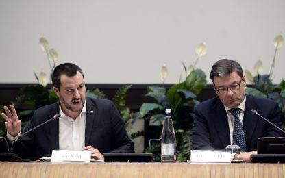 Violenza stadi,  Salvini: sradicare teppisti, no a divieto trasferte