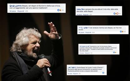 Vaccini, Grillo e il Patto per la scienza di Burioni: commenti del web