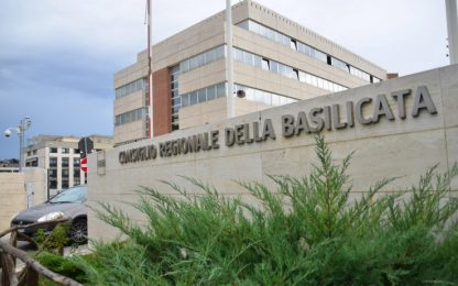 Regionali Basilicata, voto a marzo. Tar: no election day con Europee