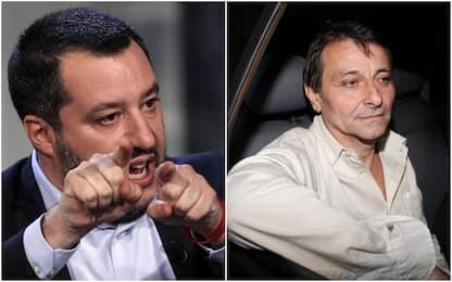 """Arresto Battisti, Salvini: """"Giustizia è fatta, meglio tardi che mai"""""""