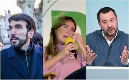 """Cena Salvini-renziani, Di Battista: """"Che ci va a fare il vicepremier?"""""""