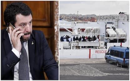 """Caso Diciotti, Lega: """"Processare Salvini è processare governo"""""""