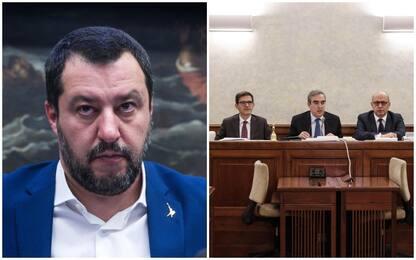 """Caso Diciotti, Salvini: """"Nessun pericolo per il governo"""""""