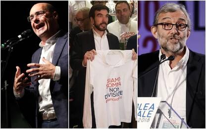 """Pd, Martina: """"Sfiduciamo Salvini"""". Zingaretti: """"Stop a partito 'anti'"""""""