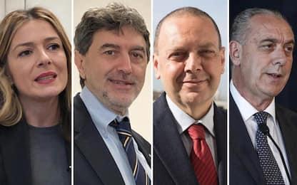Elezioni regionali in Abruzzo, chi sono i 4 candidati alla presidenza