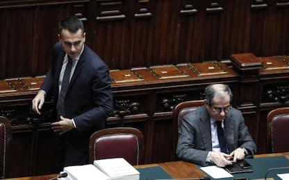 Di Maio: Bankitalia, serve discontinuità. Tria: difendere indipendenza