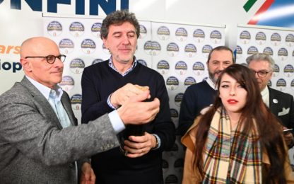 Regionali Abruzzo 2019: vince centrodestra. Lega prima. Crolla M5S