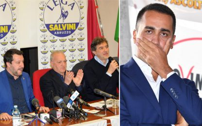 """Elezioni Abruzzo, Di Maio: """"Paghiamo astensione. Il governo va avanti"""""""