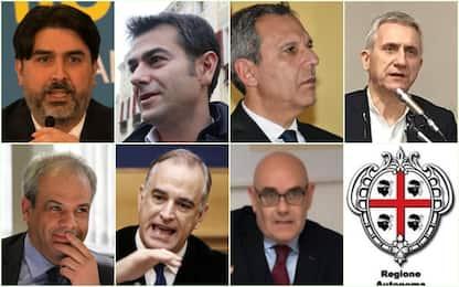 Elezioni regionali in Sardegna, chi sono i candidati