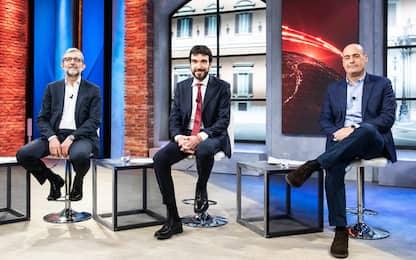 Primarie Pd, i candidati: nessuna alleanza con M5s e Forza Italia