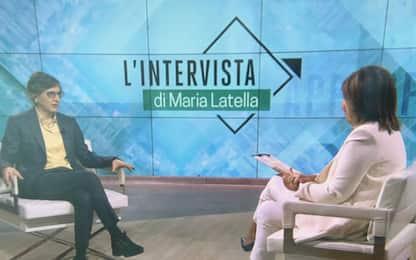 """Giulia Bongiorno a Sky TG24: """"Tav va rivista ma sono fiduciosa"""""""