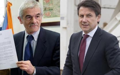 Tav, scontro sul referendum tra Chiamparino e Conte