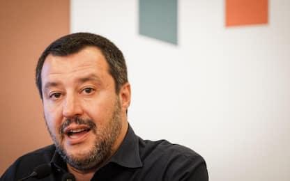 """Salvini: """"Abbiamo 30 proposte per Conte. A luglio saremo in piazza"""""""