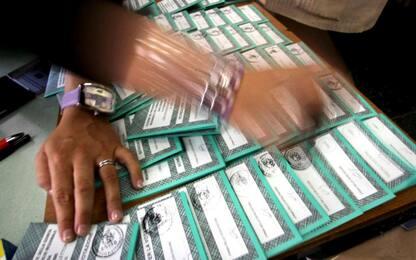 Elezioni regionali in Basilicata, domenica al voto 573mila elettori