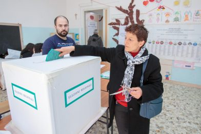 Elezioni regionali Basilicata 2019, affluenza al 53,58%