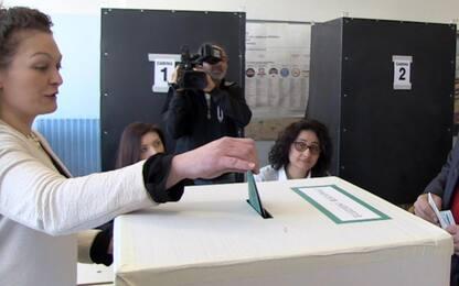 Elezioni regionali in Basilicata 2019. FOTO