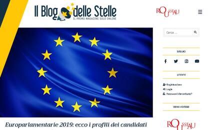 M5s, al via le Europarlamentarie: tra i candidati Nogarin e Giarrusso