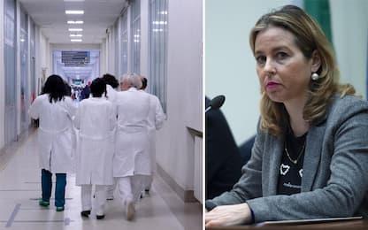 """Sanità, ministra Grillo: """"Con la nostra norma 41mila assunzioni"""""""