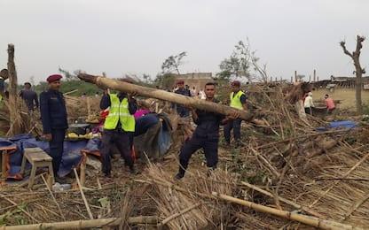 Nepal, violenta tempesta di pioggia provoca 29 morti e 600 feriti