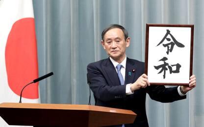 Giappone, inizia l'era Reiwa: ordine, armonia e pace