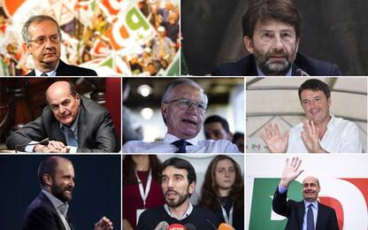 Tutti i segretari del Pd da Veltroni a Zingaretti