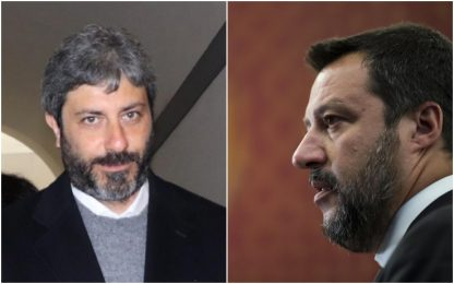 """Roberto Fico a Salvini: """"Saviano è sotto scorta, querela è un errore"""""""