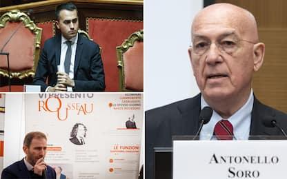 """Multa Rousseau, Casaleggio e Di Maio vs Garante: """"Attacco politico"""""""