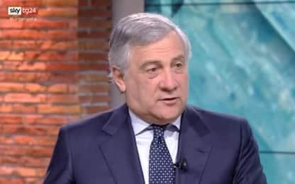 """Tajani a Sky Tg24: """"Salvini isolato in Europa, Lega non ha alcun peso"""""""