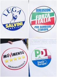 Europee 2019, la presentazione delle liste e i candidati in campo