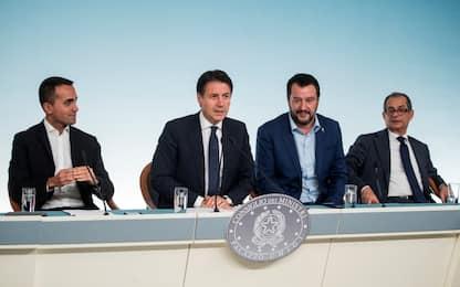 Governo, Dl sicurezza: niente multe per lo sbarco di migranti
